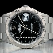 Rolex Datejust Turn-O-Graph Acciaio 36mm Nero Italia, Bologna