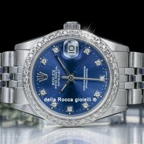 Rolex Lady-Datejust Steel 31mm Blue