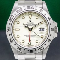Rolex Explorer II Steel 40mm United States of America, Massachusetts, Boston
