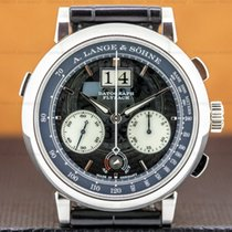 A. Lange & Söhne Datograph Platinum 41mm Transparent United States of America, Massachusetts, Boston