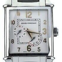 Girard Perregaux Vintage 1945 Steel 32mm Silver United States of America, Illinois, BUFFALO GROVE