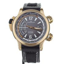 Jaeger-LeCoultre Master Compressor Extreme W-Alarm Rose gold 36mm Grey United States of America, Illinois, BUFFALO GROVE