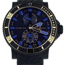 Ulysse Nardin Diver Black Sea Gold/Steel 43mm Black United States of America, Illinois, BUFFALO GROVE