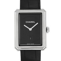 Chanel Boy-Friend Acier 26mm Noir France, Paris