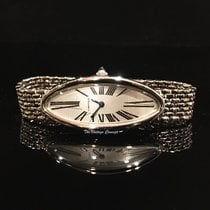 Cartier White gold Manual winding Baignoire 2514 pre-owned