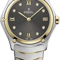 Ebel Sport 1216419A New Gold/Steel Quartz