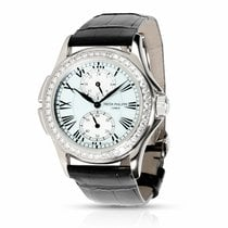 Patek Philippe Travel Time 4934G-001 Very good White gold 35mm Manual winding