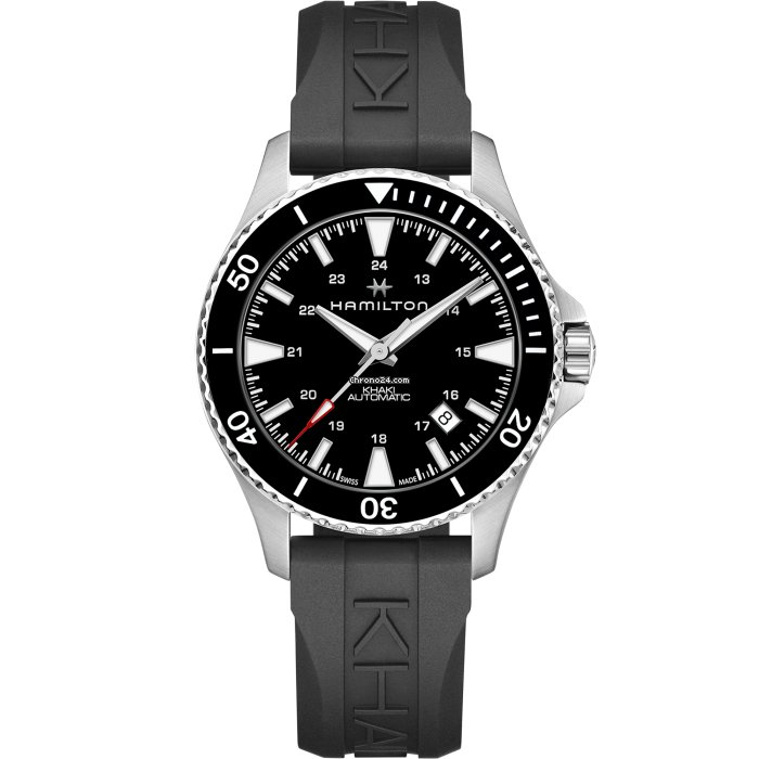 Reloj Hamilton Hombre Khaki Navy Scuba Auto H64515133
