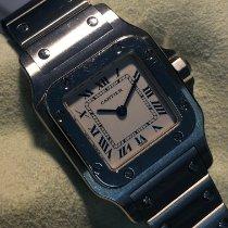 Cartier Santos Galbée new 2000 Quartz Watch only 1565
