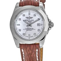 Breitling Galactic 32 Steel No numerals United States of America, New York, Brooklyn