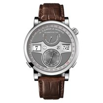 A. Lange & Söhne Zeitwerk White gold Grey United States of America, New York, New York
