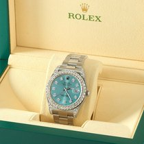 Rolex Datejust II Steel 41mm Blue United States of America, New York, New York