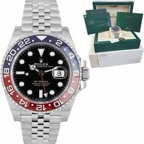 Rolex 126710BLRO Steel GMT-Master II 40mm new United States of America, New York, Massapequa Park