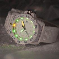 Luminox XS.3507.WO Luminox Sea Series Navy Seal 45mm Cassa in Carbonox Bianco Quadrante Bianco Cinturino Gomma Bianca 2020 nowość