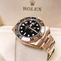 Rolex GMT-Master II Rose gold 40mm Black No numerals United States of America, Florida, Orlando