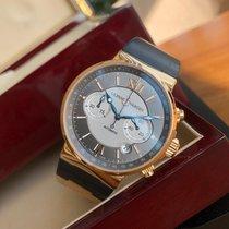 Ulysse Nardin Marine Chronograph 356-66 pre-owned