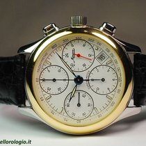 Minerva Gold/Steel 37mm Automatic pre-owned