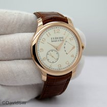 F.P.Journe Souveraine Rose gold 39mm White United States of America, Florida, Orlando