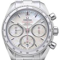 Omega Speedmaster 324.30.38.50.55.001 New Steel 38mm Automatic