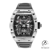 Richard Mille Carbon 42mm Manual winding RM022-CA-FQ-03 pre-owned