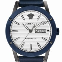 Versace Steel 42mm Automatic new