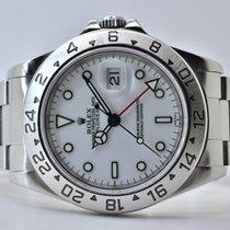 Rolex Explorer II Stahl 40mm Weiß Keine Ziffern Deutschland, Iffezheim