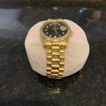 Rolex Day-Date 36 Yellow gold 36mm Black Roman numerals United States of America, Texas, San Antonio