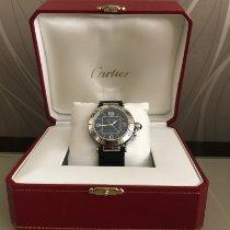 Cartier Pasha Seatimer Acero 40mm Negro