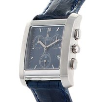 Universal Genève pre-owned Quartz 30,3mm Blue Sapphire crystal 5 ATM