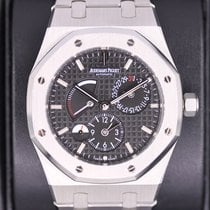 Audemars Piguet Royal Oak Dual Time 26120ST.OO.1220ST.03 Very good Steel 39mm Automatic United States of America, New York, New York