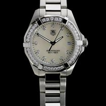 TAG Heuer Aquaracer Lady Steel 32mm Mother of pearl United States of America, Missouri, Columbia