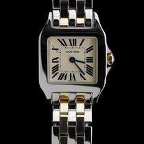 Cartier Santos Demoiselle Steel 20mm White Roman numerals United States of America, Missouri, Columbia