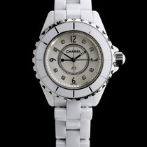 Chanel J12 Ceramic 33mm Mother of pearl Arabic numerals United States of America, Missouri, Columbia