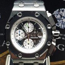 Audemars Piguet 26078IO.OO.D001VS.01 Titane 2008 Royal Oak Offshore Chronograph 44mm occasion
