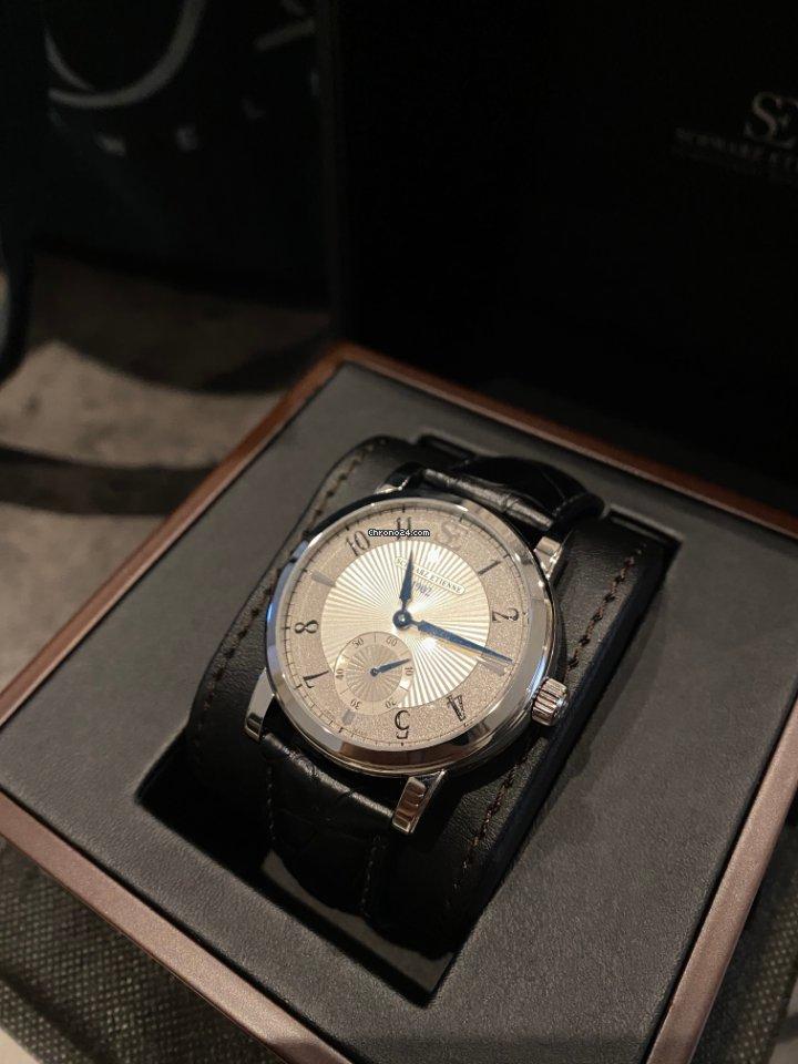 relojes especiales schwarz etienne automatic professional