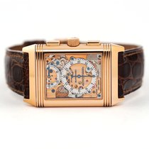 Jaeger-LeCoultre Reverso (submodel) Yellow gold 26mm Silver Arabic numerals United States of America, Florida, Aventura