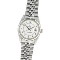 Rolex Datejust Steel 36mm White Arabic numerals Singapore, Singapore