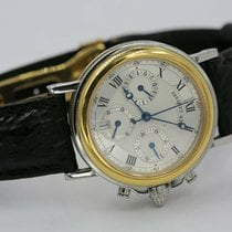 Breguet Gold/Steel 36mm Automatic Breguet Marine Chronograph Men pre-owned United States of America, New Jersey, Upper Saddle River