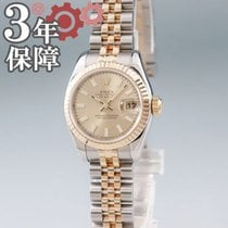 Rolex Lady-Datejust Gold/Stahl 26mm Gold
