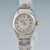 Rolex Oyster Perpetual 26 Oro blanco 25mm