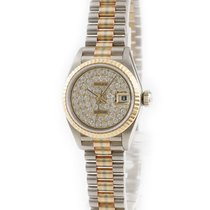 Rolex Lady-Datejust Oro blanco 26mm