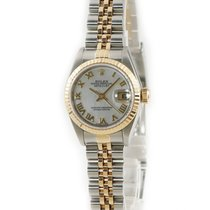 Rolex Lady-Datejust Yellow gold Mother of pearl