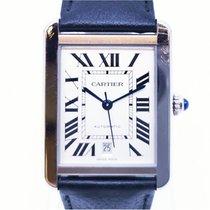 Cartier Stal 31mm Automatyczny 3800 używany
