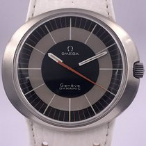 Omega 136.033 Steel 1970 36mm pre-owned