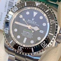 Rolex Sea-Dweller Deepsea Stahl Blau Deutschland, 68723 Schwetzingen