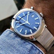 Omega Genève Otel 35mm Albastru