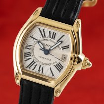 Cartier Gulguld 34.5mm Automatisk 2524 begagnad