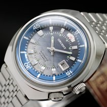 Orient Steel 28mm Automatic new