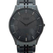 Citizen Stiletto Zeljezo 36mm Crn