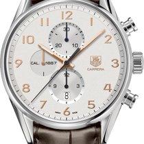 TAG Heuer Carrera Calibre 1887 new Automatic Chronograph Watch with original box CAR2012-FC6236